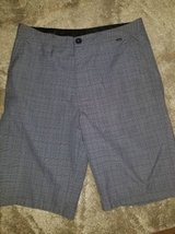Mens new Hurley shorts size 31 in Camp Pendleton, California