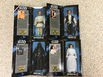 Star Wars 12 inch Collector Series figures in Naperville, Illinois