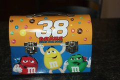 2006 Nascar M&M #38 Metal Lunch Pail in Spring, Texas