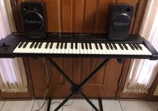 Roland XP-10 61 key digital Multitimbral synthesizer piano keyboard in Westmont, Illinois
