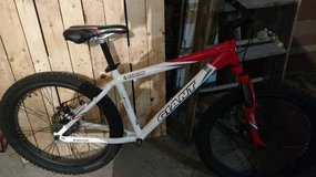 "Giant Yukon 17"" Frame and Fork w/ Wheelset / Cassette /Brakes / Etc in Aurora, Illinois"