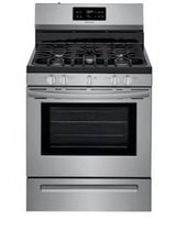Frigidaire 5 Burners Gas Stove Range Bruised and Reduced - New! in Joliet, Illinois