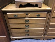 American vintage chest in St. Charles, Illinois