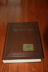 1986 Sesqicentennial History of Leon County TX in Spring, Texas