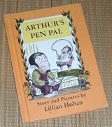 Vintage 1976 Arthurs Pen Pal Hard Cover Weekly Reader Childrens Book Club in Plainfield, Illinois