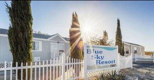 Blue Sky Resort....Home away from home in 29 Palms, California