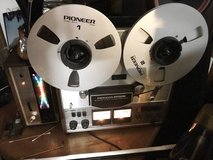 Pioneer RT-1011L Vintage Reel to Reel Tape Recorder in Chicago, Illinois
