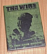 NEW The Wire Complete Second Season 5 Disc DVD Box Set SEALED 2nd 2 HBO in Joliet, Illinois