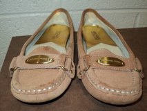 Women's Size 6 Michael Kors Brown Suede Moccasins Loafers Shoes in Fort Campbell, Kentucky