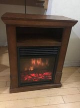 "20"" Electric Fireplace Heater-Cherrywood in Naperville, Illinois"