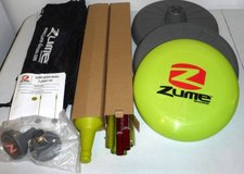 Like New! Zume Bottle Battle Disc to Target Outdoor Game in Joliet, Illinois