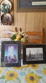 New York City Pictures / Prints Twin Towers and Statue of Liberty in Kingwood, Texas