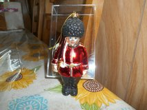 "5"" London Palace Guard Polish Glass Ornament! Shiny in Bellaire, Texas"
