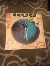 "Sealed 1977 First run KANSAS ""Point of No Return"" in Chicago, Illinois"