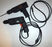 Black & Decker Corded Electric Drill in Orland Park, Illinois