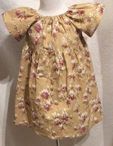 beautiful rose handmade dress with bloomers size 24m in Yucca Valley, California