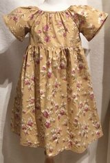 beautiful rose handmade dress size 5 in Yucca Valley, California