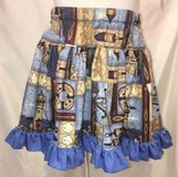 handmade lighthouse, nautical themed twirl skirt size 3t in Yucca Valley, California