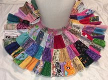 handmade crazy fun patchwork twirl skirt size 2t in Yucca Valley, California
