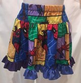 handmade the amazing spider man twirl skirt size 3t in Yucca Valley, California