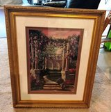 Artwork 27X34 w/ high end frame in Naperville, Illinois