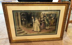 Artwork 39X28 w/ high end frame in Naperville, Illinois