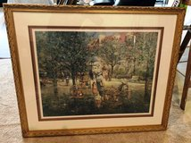 Artwork 41X34 w/ high end frame in Naperville, Illinois