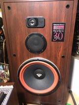 Cerwin Vega Vintage RE-30 Speakers in Chicago, Illinois