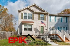 Spacious Townhome in Fort Meade, Maryland