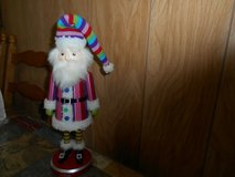 "2008 Santa  Nutcracker!     13"" Tall in Bellaire, Texas"