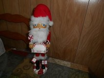 """DAYS   UNTIL CHRISTMAS""  SANTA Peppermint Nutcracker! in Bellaire, Texas"