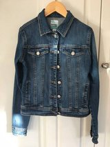 Girls Old Navy Medium Wash Jean Jacket Size XL (12-13) in Glendale Heights, Illinois