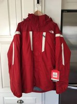 NEW WITH TAGS Men's North Face Winter Coat SIZE XL in Glendale Heights, Illinois