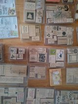 387 Rubber Stamps - will separate - $1 each or ALL for $300 obo in Westmont, Illinois