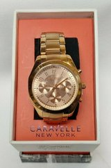 caravelle watch rose tone , 44l115 in Camp Lejeune, North Carolina