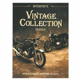 clymer workshop manual vintage motorcycles collection series four-stroke service in Alamogordo, New Mexico