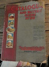 1919 montgomery ward department store catalog buyers guide number 90 kansas city in Alamogordo, New Mexico
