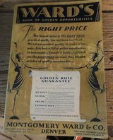 1931 32 montgomery ward store catalog ward's book of golden opportunities denver in Alamogordo, New Mexico