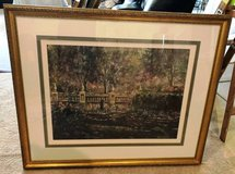 Artwork 43X35 w/ high end frame in Naperville, Illinois