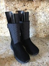 New Lands' End Women's Insulated All Weather Winter Snow Boots-Black in Joliet, Illinois