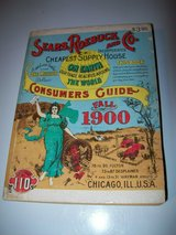 sears roebuck and co., catalogue 110, vintage 1970 repro of 1900 catalogue in Orland Park, Illinois