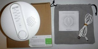 SOLD - PPU - Pictek White Noise Sound Therapy Machine in Orland Park, Illinois