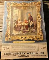 1926 montgomery ward department store catalogue spring and summer no 104 in Alamogordo, New Mexico