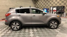 2013 KIA SPORTAGE EX-top of line in Fort Lewis, Washington