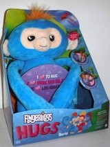 New! WowWee Fingerlings HUGS Boris -Interactive Plush Baby Pet Monkey in Orland Park, Illinois