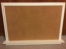 Pottery Barn Framed Corkboard 40 by 28 inches in Glendale Heights, Illinois