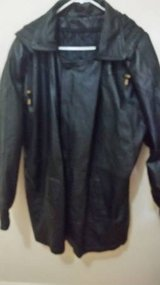 XL Leather Coat in Cleveland, Texas
