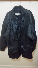 XXL Men's Back Leather Coat in Cleveland, Texas