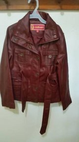 Little Girls Leather Jacket sz 7/8 in Cleveland, Texas