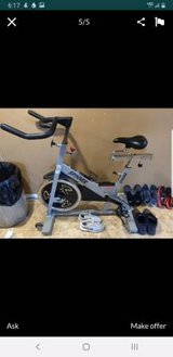 Star Trac PRO Commercial Spin Exercise Bike Like-New FREE DELIVERY ! in Naperville, Illinois